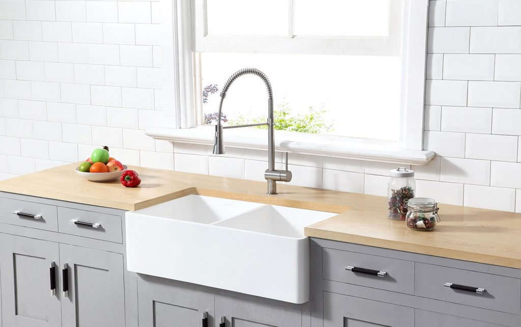 Hire A Hubby How To Choose A Kitchen Sink